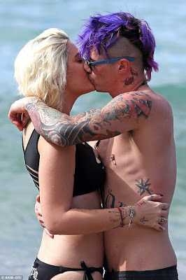 Paris Jackson and boyfriend show massive PDA as they vacation in Hawaii